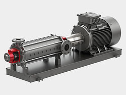 Speck centrifugal pumps – Boiler feed pumps