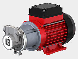 Speck displacement pumps – Roller vane pumps