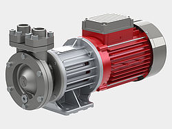 Speck regenerative turbine pumps – Close-coupled pumps with magnetic coupling