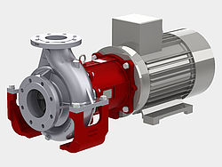 Speck centrifugal pumps – Heat transfer pumps