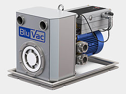 Speck vacuum system BluSystems