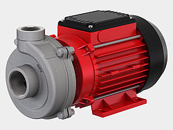 Speck centrifugal pumps – Close-coupled pumps with mechanical seal