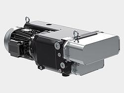 Speck vacuum system UniVac