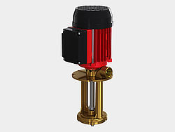 Speck regenerative turbine pumps – Sealless vertical pumps