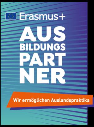 Speck ist Erasmus+ Ausbildungspartner