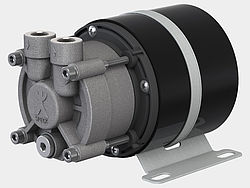 Speck regenerative turbine pumps – Close-coupled pumps with EC motor