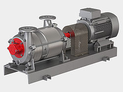Speck liquid ring vacuum pumps