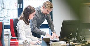 Ausbildung bei Speck - Industriekaufmann/-frau